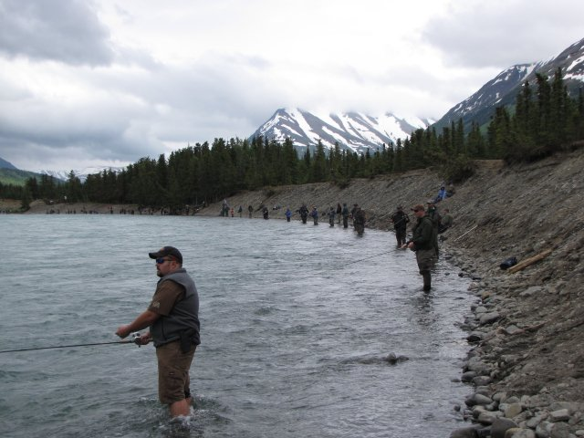 Alaska is the only other place I have been that I can call home, I spent 6 months in Kenai when I was 20 for Homeland Security.  This was from my vacation in June.