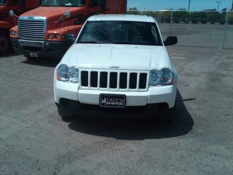 just a boring front view only had the jeep like 3 days then i went back to work
