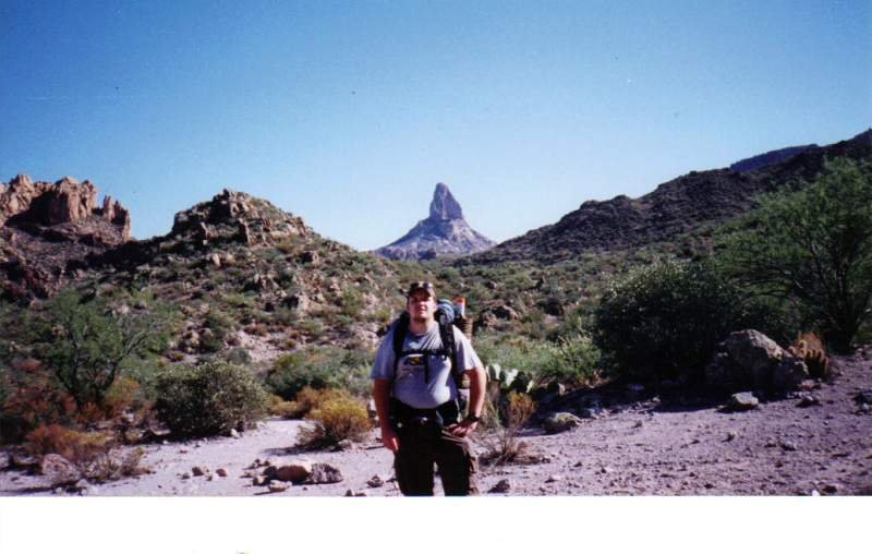 Backpacking in the Supers.