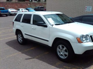 Before i Bought my jeep wk at the dealership in show low..