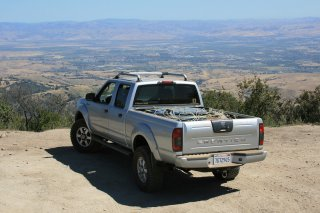 Hector Heights - Top of McCray rd Hollister Ca